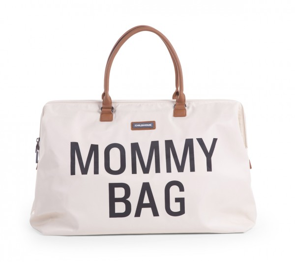 """Childhome - Tasche """"Mommy Bag"""" - altweiss/schwarz"""