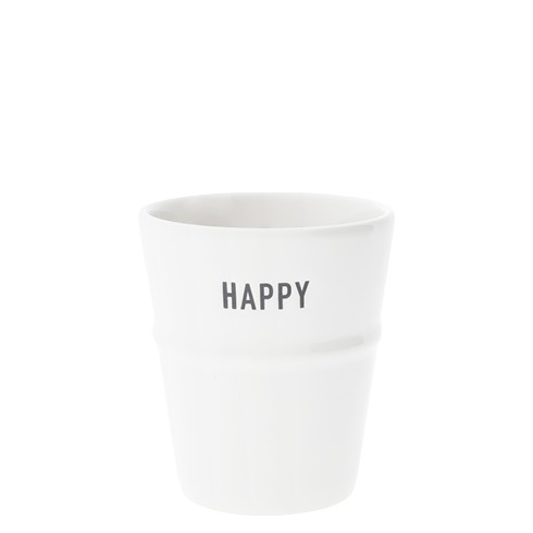 "Bastion Collections - Becher ""Happy"""