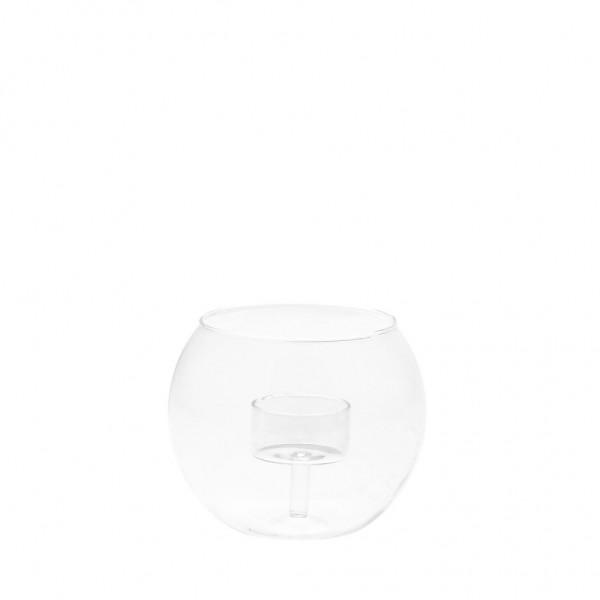 "STOREFACTORY - Teelichthalter Glas ""Lindhov"" - large"