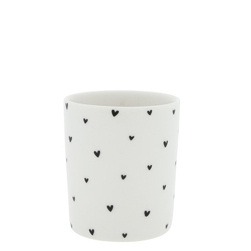 "Bastion Collections - Becher klein ""little Hearts"""