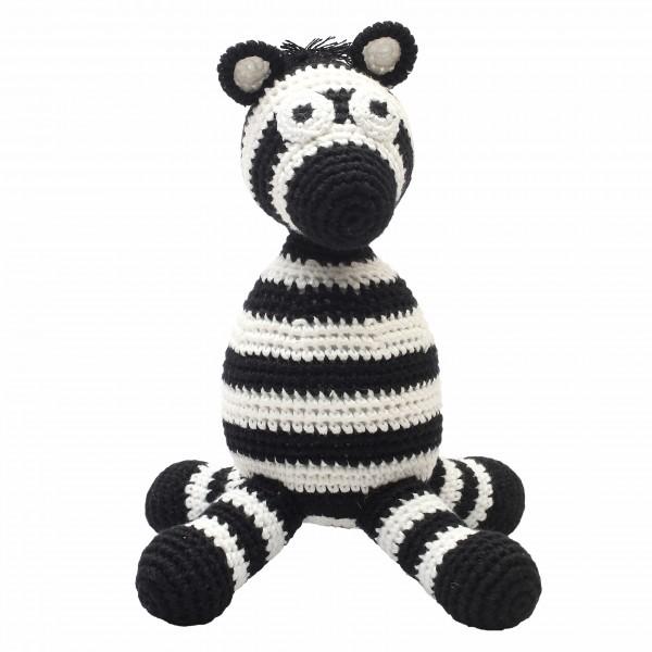 natureZOO - Häkeltier Zebra
