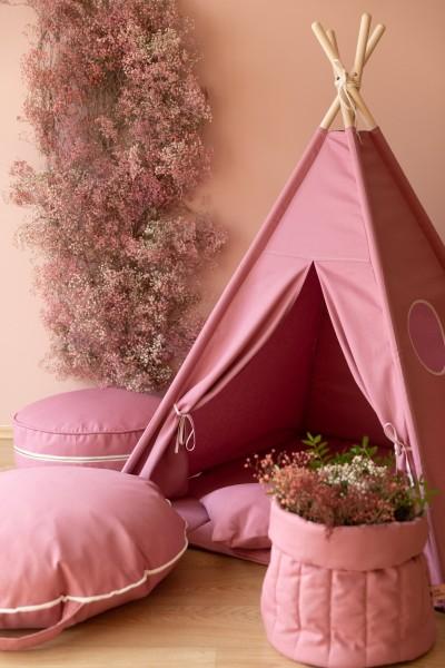 WigiWama - Tipi Set Plain-Collection - Blush Pink