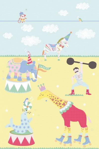 Tapeten Bild Circus 280 cm x 186 cm