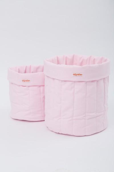 WigiWama - Aufbewahrungskorb - rosa