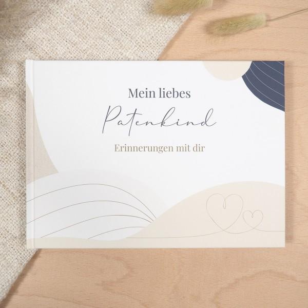"""Mintkind - Erinnerungsalbum """"Mein liebes Patenkind"""""""