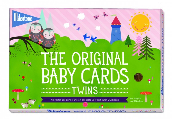 Babycards Twins