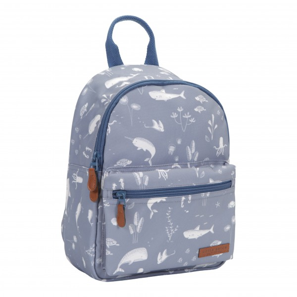 "Little Dutch - Rucksack ""Ocean Blue"""