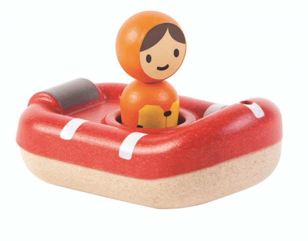 PlanToys - Badespielzeug Küstenwache