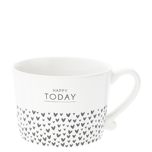 "Bastion Collections - Tasse ""Happy Today / Hearts"""