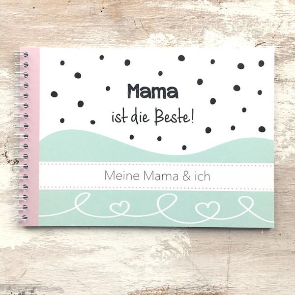"""Mintkind - Erinnerungsbuch """"Meine Mama & Ich"""""""