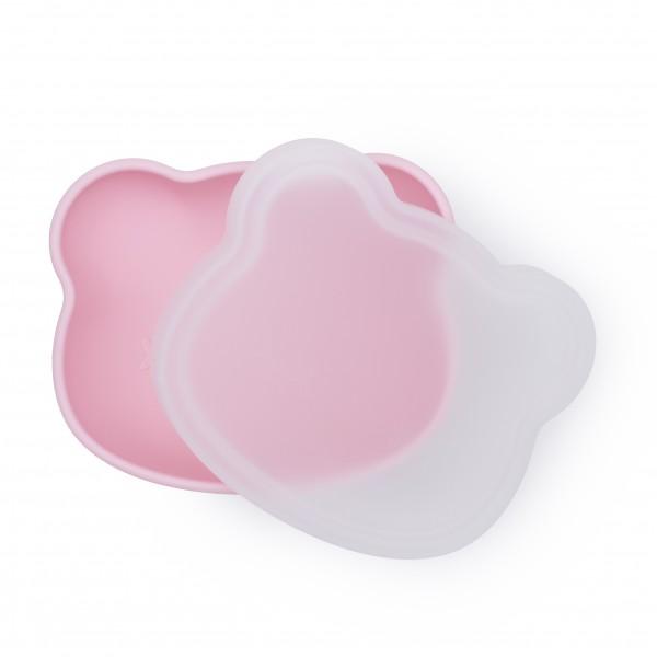 "We Might Be Tiny - Schüssel mit Deckel ""Stickie Bowl"" - powder pink"