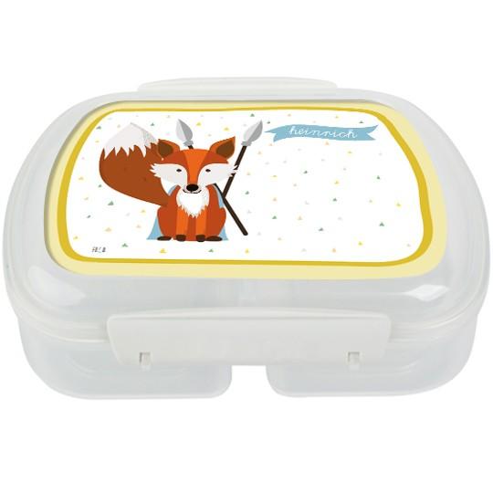 Brotdose Fuchs