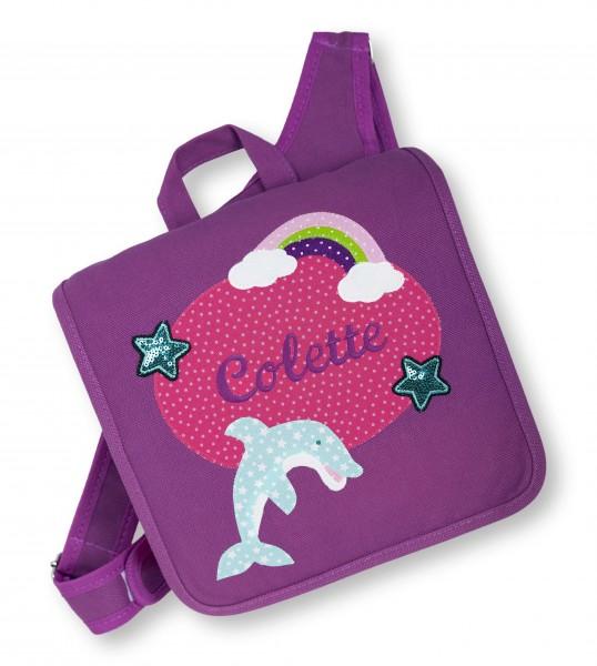 """crepes suzette - Kindergartentasche """"Colette"""" brommbeer"""