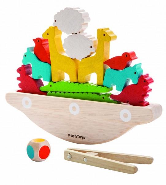 PlanToys - Balancierspiel Boot