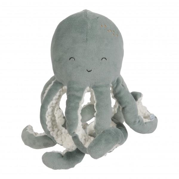 """Little Dutch - Kuschel Oktopus """"Ocean Mint"""""""