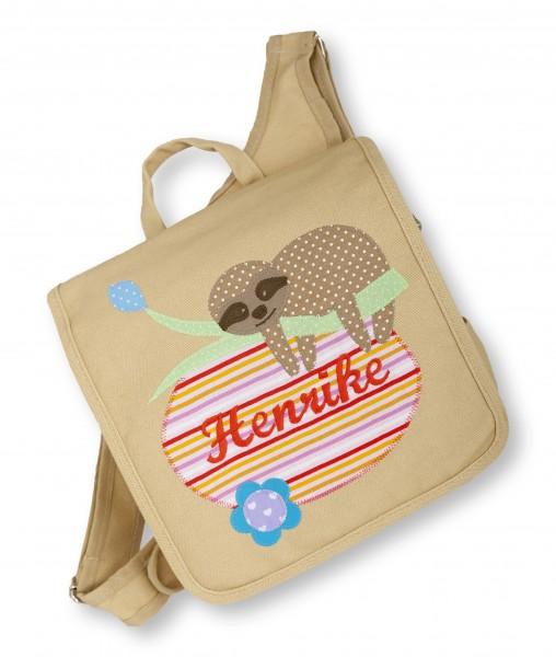 """crepes suzette - Kindergartentasche """"Henrike"""" sand"""