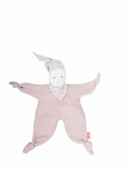 kikadu - Babypuppe rosa
