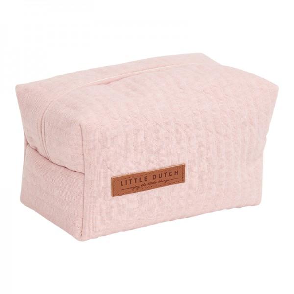 """Little Dutch - Kosmetiktasche """"Pure Pink"""""""