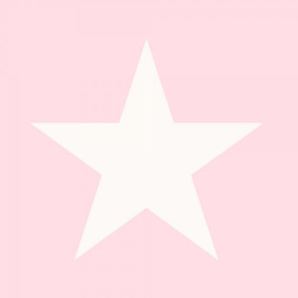 Tapete kinderzimmer sterne  Vliestapete für Kinderzimmer Sterne Rosa online bestellen | Meine ...
