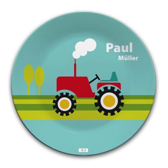 """Namensteller """"Traktor"""""""
