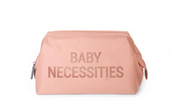 "Childhome - Kulturtasche ""Baby Necessities"" - rose/kupfer"