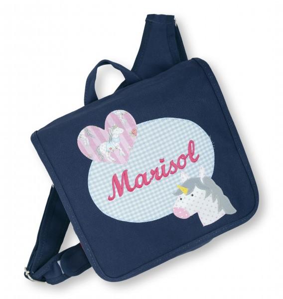 "crepes suzette - Kindergartentasche ""Marisol"" dunkelblau"