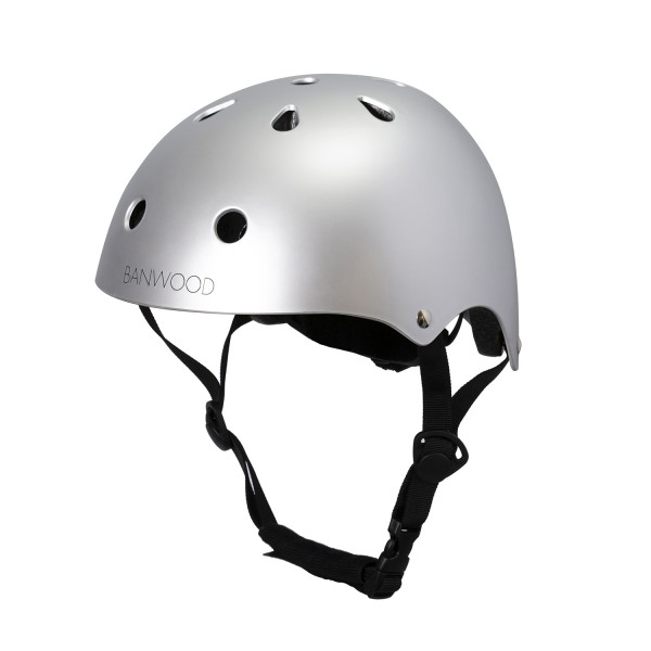 "Banwood - Helm Classic ""chrome"""