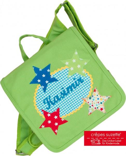 Kindergartentasche Sterne