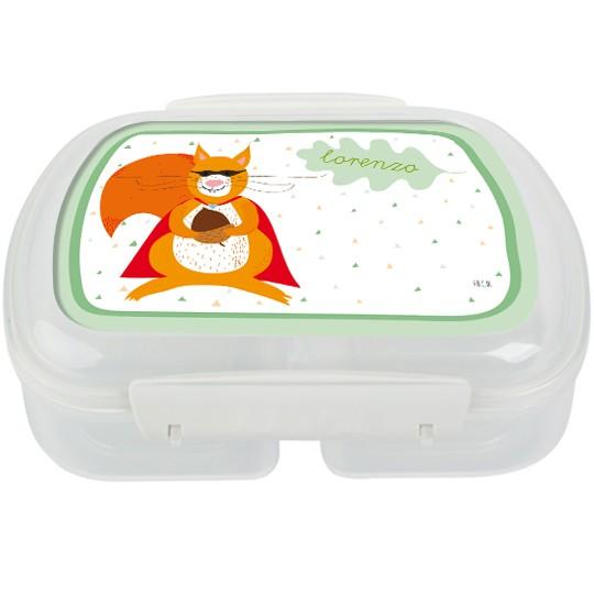 Brotdose Eichhörnchen