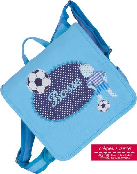 Kindergartentasche Fußballer