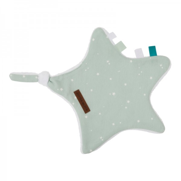 "Little Dutch - Kuschelstern ""Little Stars Mint"""