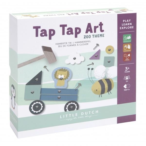 """Little Dutch - Hammerspiel """"Tap tap art"""""""