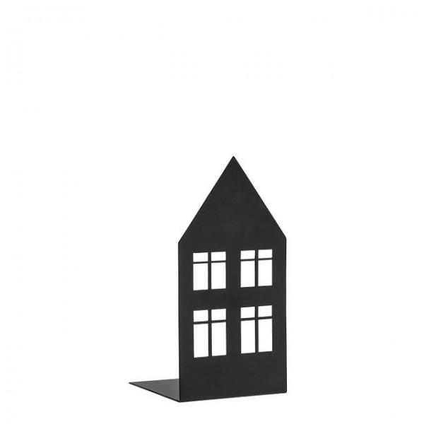 """STOREFACTORY - Teelichthalter """"Storegatan"""" small - schwarz"""