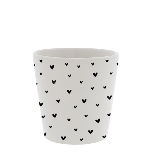 """Bastion Collections - Becher groß """"Hearts"""""""