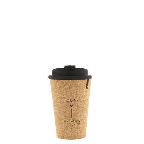 """Bastion Collections - Coffee to go Becher """"TODAY"""""""