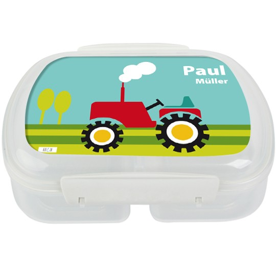 Brotdose Traktor
