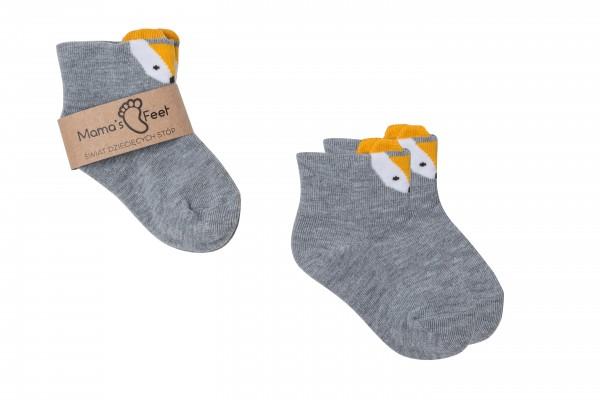 Mama's Feet - Tiermotiv Socken Leon