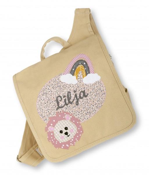 """crepes suzette - Kindergartentasche """"Liljar"""" sand"""
