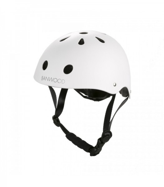 "Banwood - Helm Classic ""weiss"""