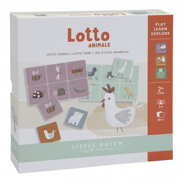 "Little Dutch - Lotto Spiel ""Tiere"""