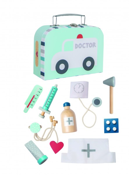 JaBaDaBaDo - Arztkoffer in hellblau