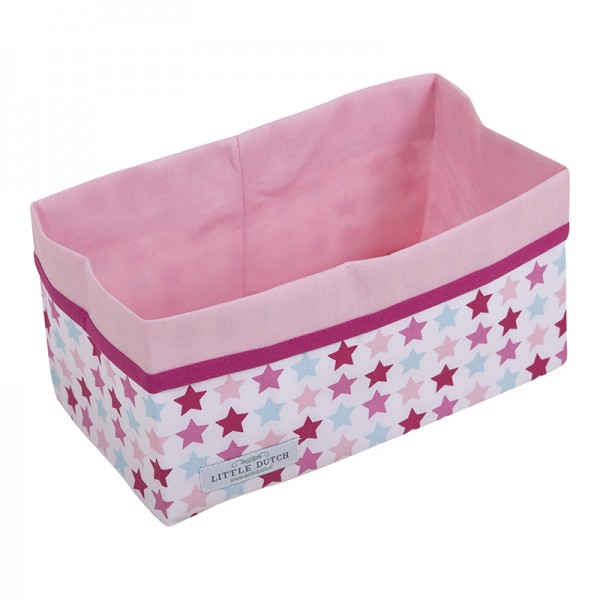 Aufbewahrungskorb mixed Pink