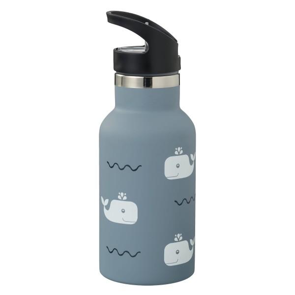 """Fresk - Thermosflasche mit 2 Verschlüssen """"Wal"""""""