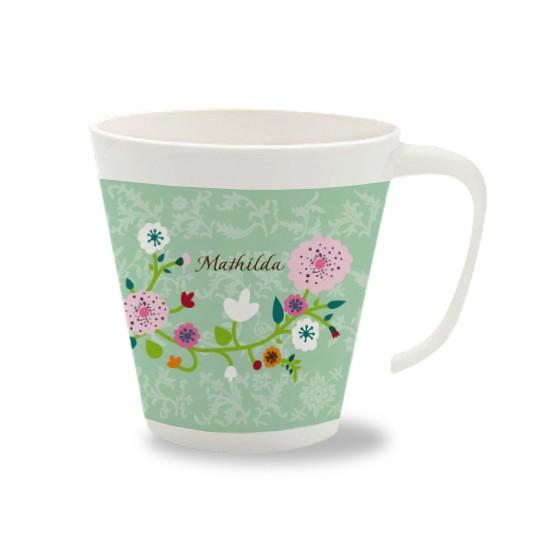 Namenstasse Floral mint