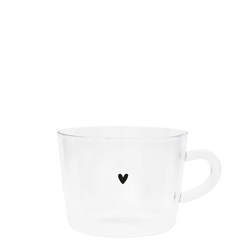 "Bastion Collections - Teeglas ""Heart"""