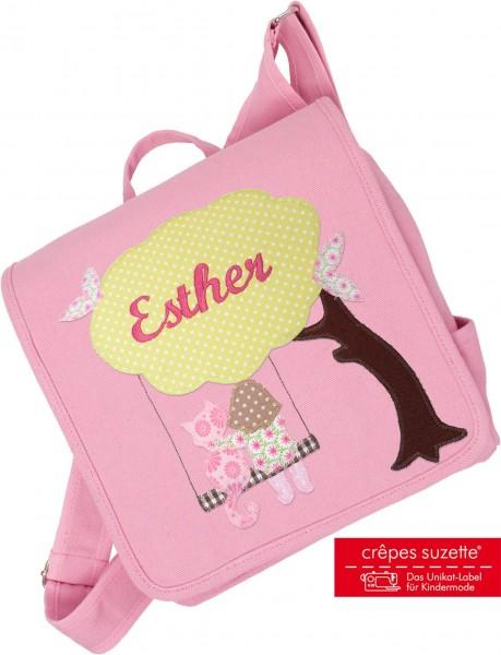 Kindergartentasche Katzenfreundin