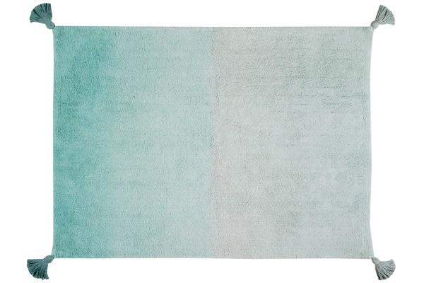 Teppich waschbar Mint