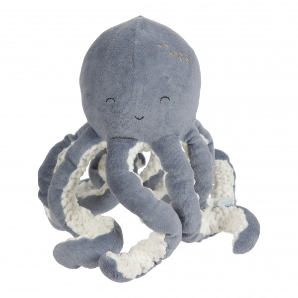 "Little Dutch - Kuschel Oktopus ""Ocean Blue"""