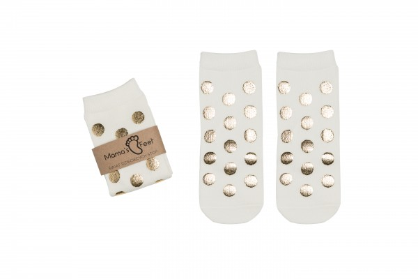Mama's Feet - Glamoursocks - weiß