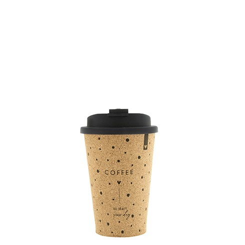 """Bastion Collections - Coffee to go Becher """"COFFEE"""""""